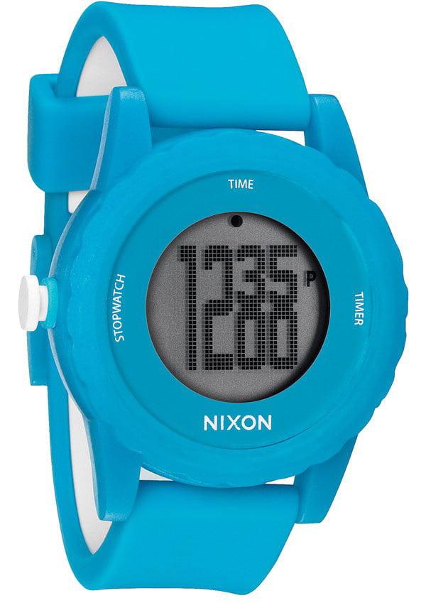 The Genie Digital Silicone Mens Watch A326917