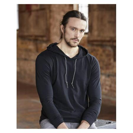 Anvil T-Shirts - Long Sleeve Lightweight Long Sleeve Hooded -