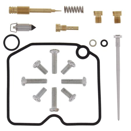 New Carburetor Rebuild Kit Arctic Cat 400 FIS 4x4 w/AT 400cc (2003 Arctic Cat 500 Carburetor Rebuild Kit)