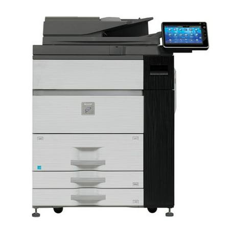 Refurbished Sharp MX-M904 High Speed Mono Laser Production Printer - 90ppm, SRA/A3/A4, Print, Copy, Scan, Auto Duplex, Network, 1200x1200 dpi, 2 Trays, Tandem Tray