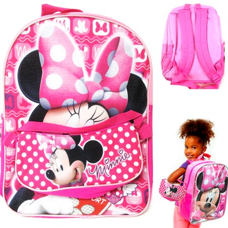 dcd72a7d0d ATB - Disney Minnie Mouse Backpack Set 15