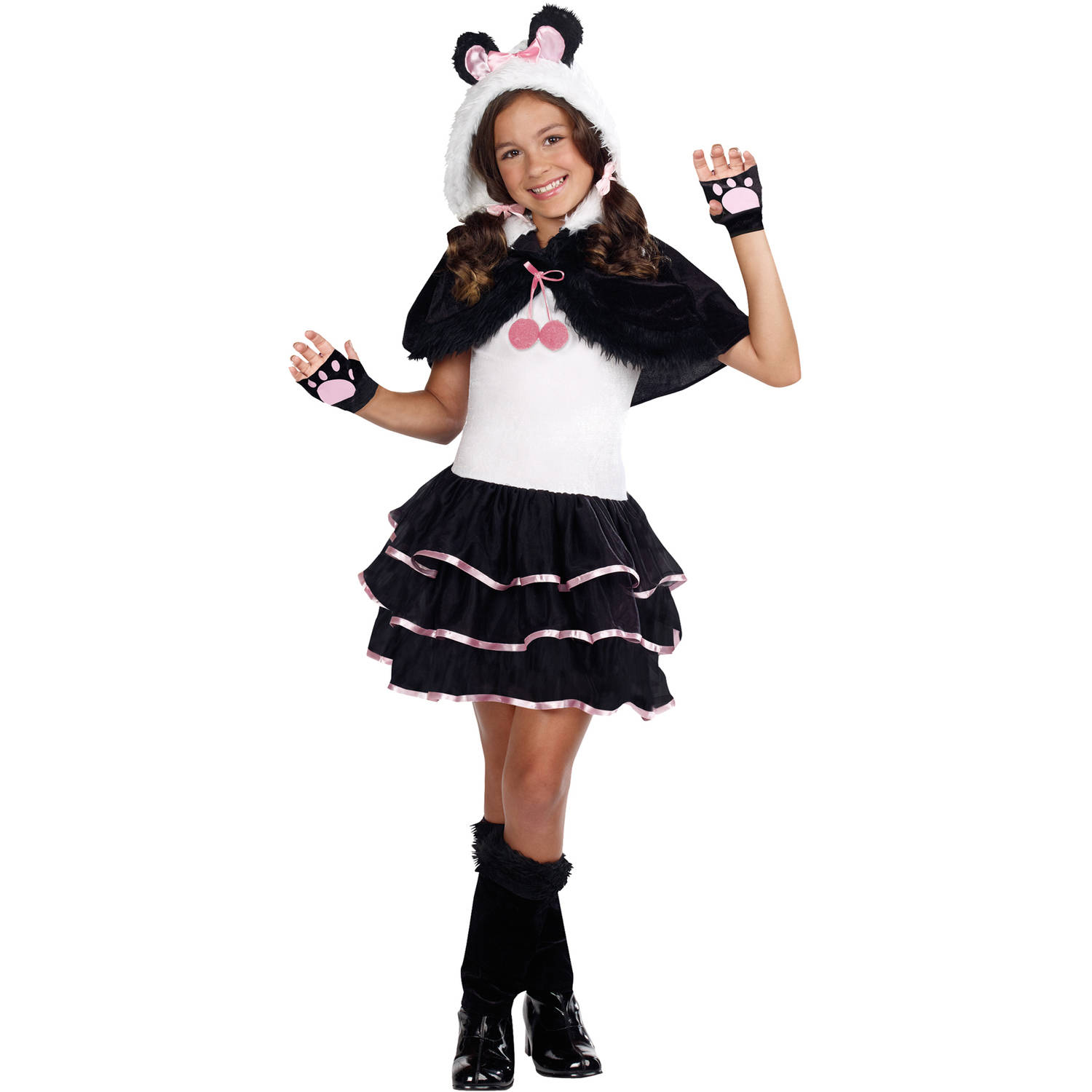 Precious Lil' Panda Child Halloween Costume