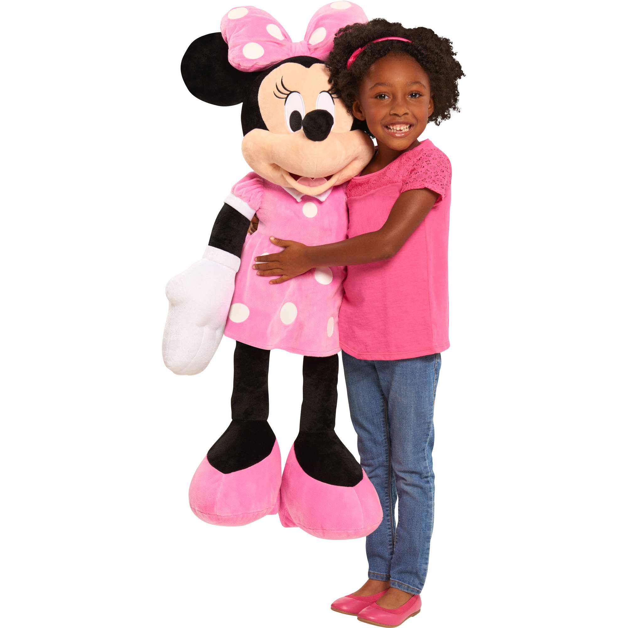 "Disney Giant Character 40"" Plush, Minnie"