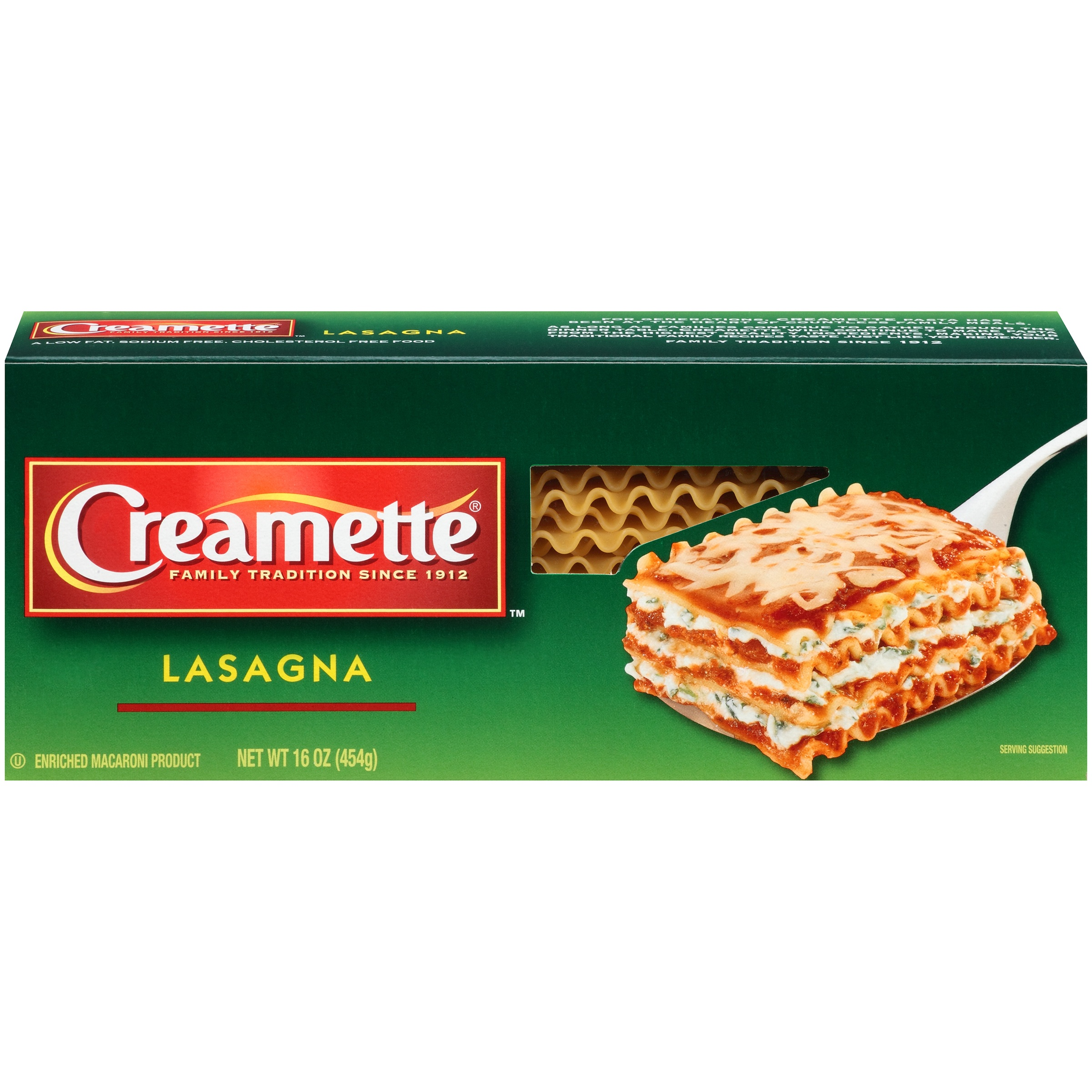 (12 Pack) Creamette® Lasagna 16 oz. Box