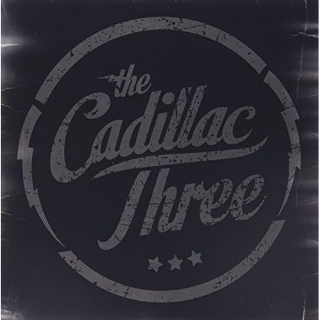 The Cadillac Three (Vinyl)