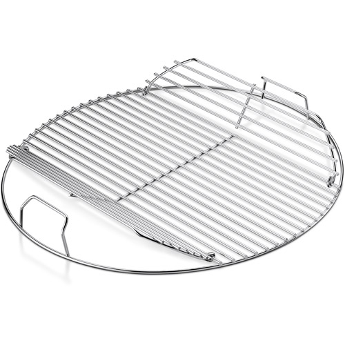 "Weber Hinged Cooking Grate for 18.5"" Kettles"