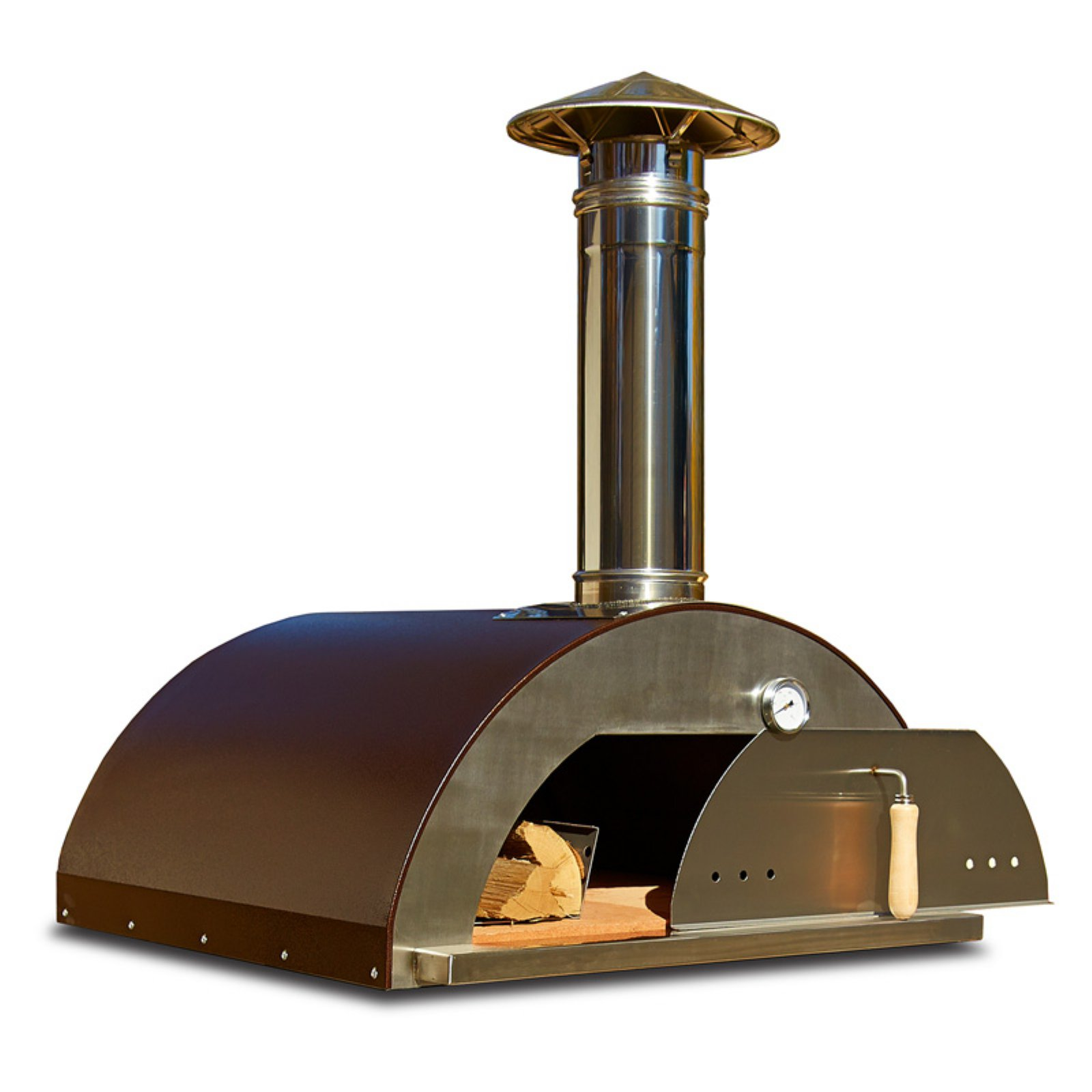 Necessories Nonno Peppe Wood-Fired Outdoor Pizza Oven