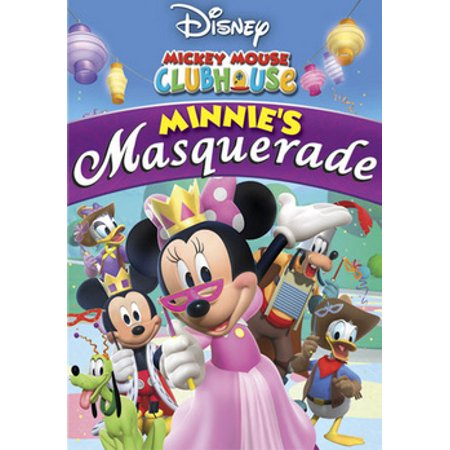 Mickey Mouse Clubhouse: Minnie's Masquerade - Mickey Mouse And Minnie Mouse Movies