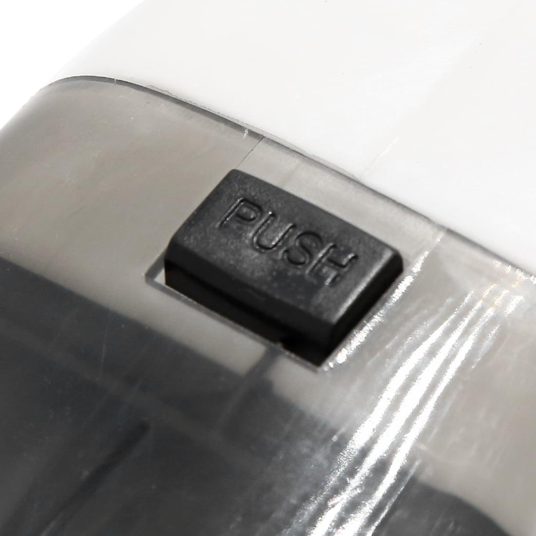 White DC 12V Car Cigarette Lighter Plug Wet and Dry Portable Vacuum Cleaner - image 2 de 3