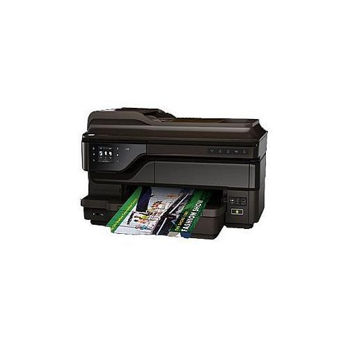 Officejet 7610 Wireless e-All-in-One Inkjet Printer, Copy/Fax/Print/Scan