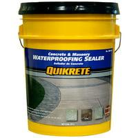 Quikrete Waterproofing Sealer 5 gal