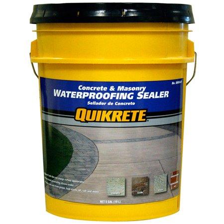 Quikrete Waterproofing Sealer 5 gal (Cup Sealer Film)