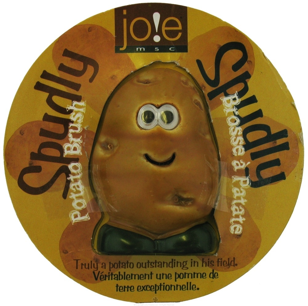 Joie MSC - Spud Scrub Mini Brush Potato Scrubber