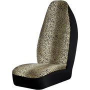 Auto Expressions Prowl Faux Fur Seat Cover, Tan