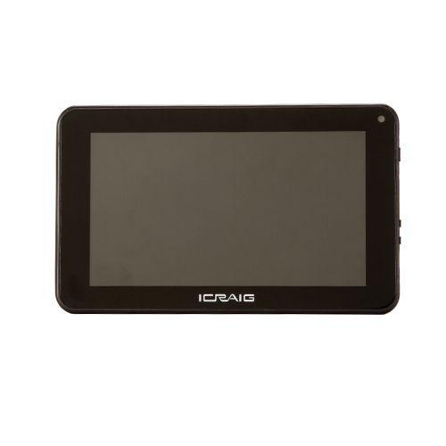 "iCraig Mono Core Tablet - Android 4.1, 7"" Digital Capacitive Touchscreen, 1.5GHz, 4GB Storage,  Front Camera, Built-in S"