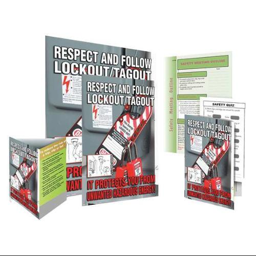 SAFETYPOSTER.COM SW2037SAFEKIT Safe System Kit, Respect A...