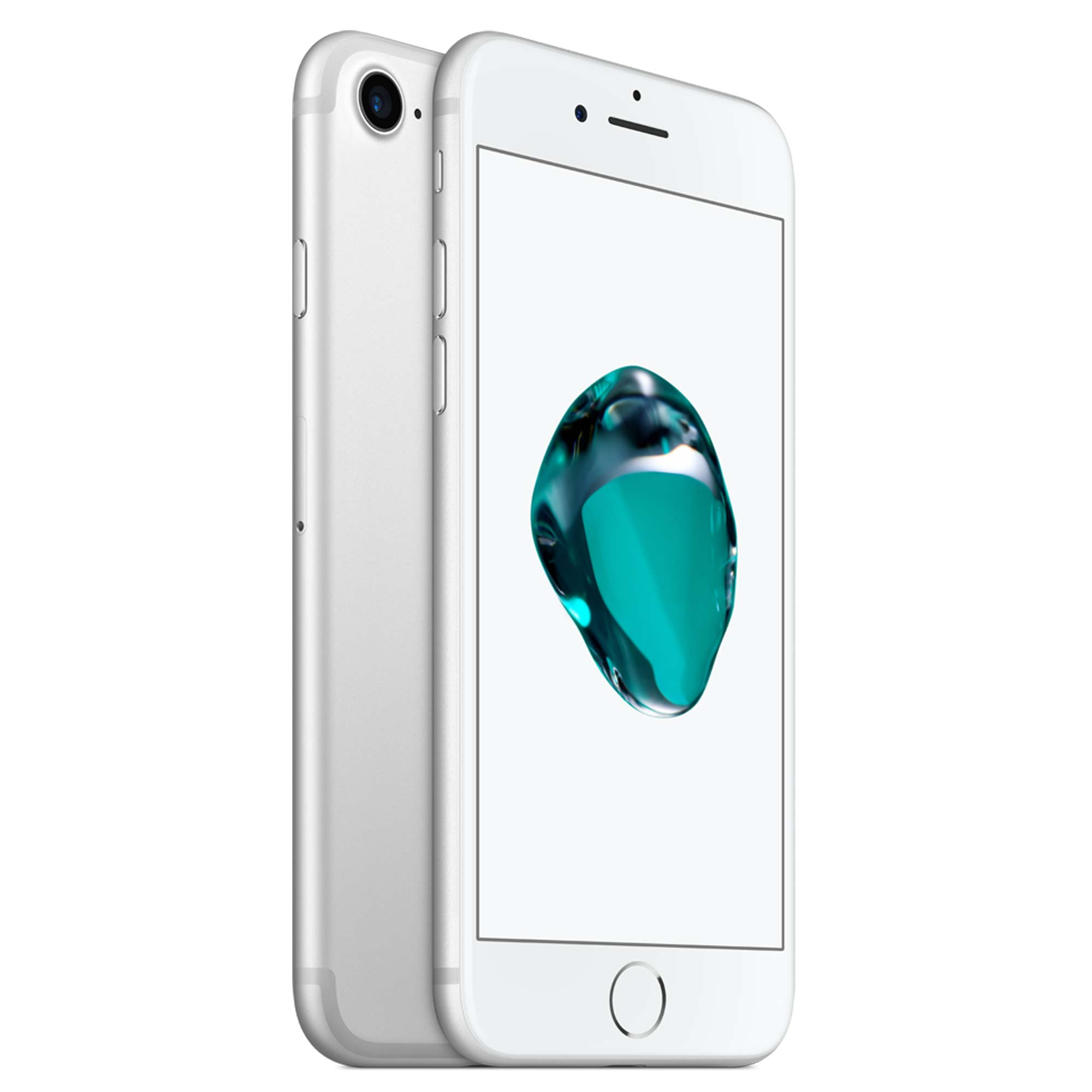 Straight Talk Apple iPhone 7 32GB Prepaid Smartphone, Silver