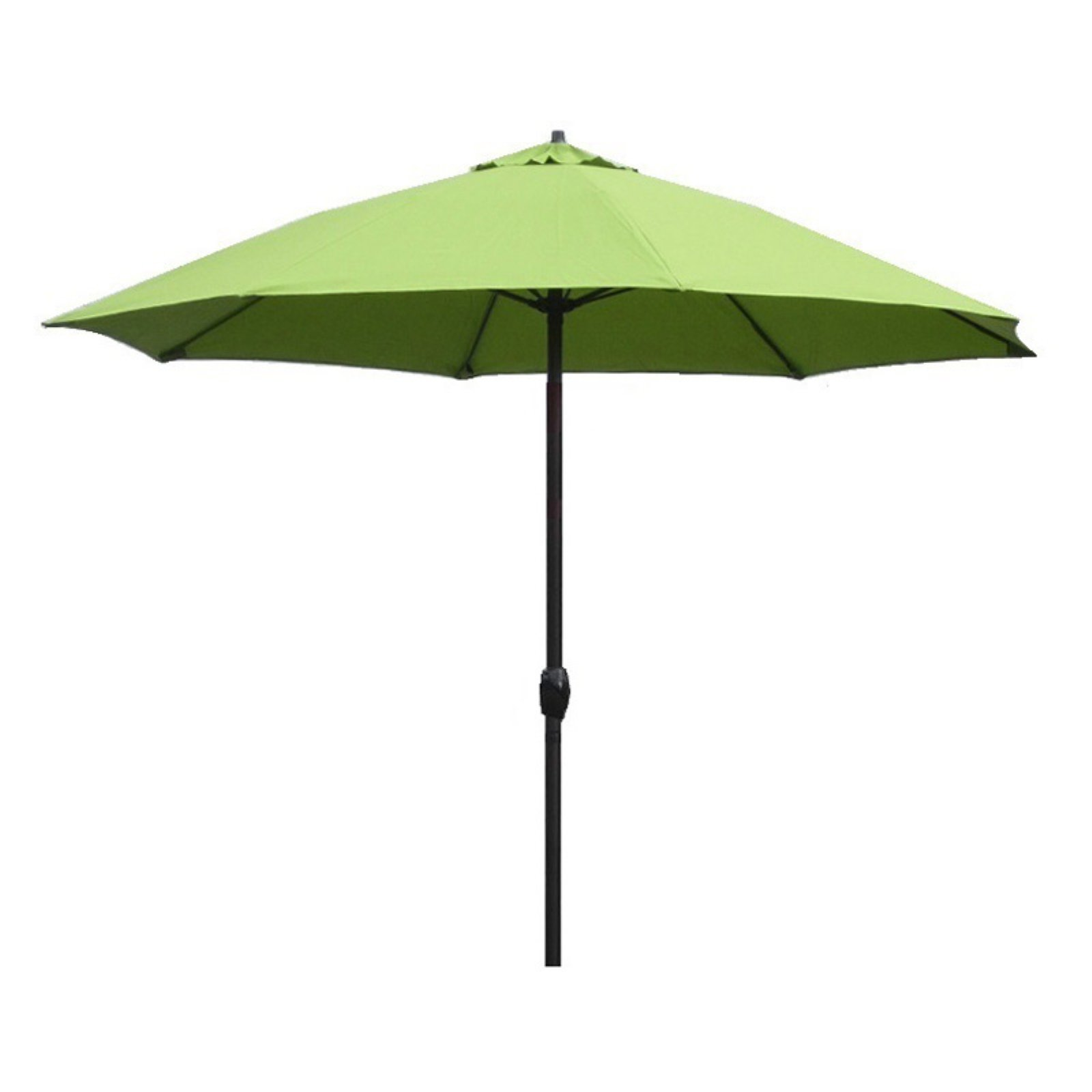 Lauren and Company 9' Navy Blue Aluminum Patio Umbrella by Lauren & Company