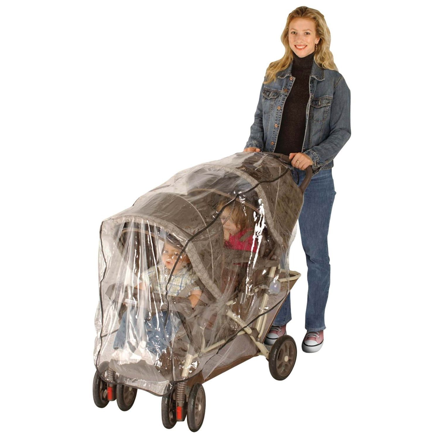 Jeep Tandem Stroller Weather Shield