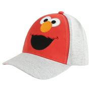 Kids Baseball Hat for Toddler Boys Ages 2-4, Elmo Baseball Cap