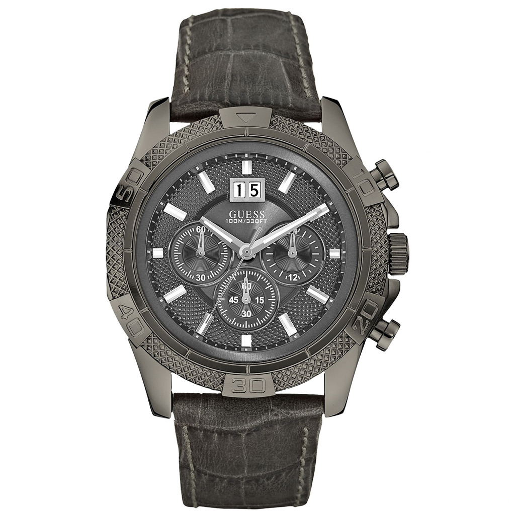 Guess Mens Phantom Chronograph Watch W19531G1
