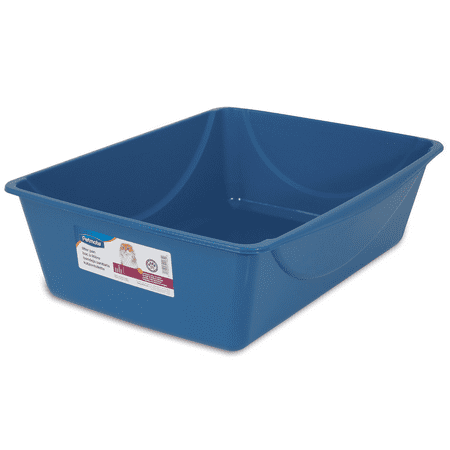 Hood Litter Pan (Petmate Basic Litter Pan Jumbo)