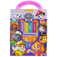 Nickelodeon - Paw Patrol - Book Block My First Library 12-Book Set - PI Kids