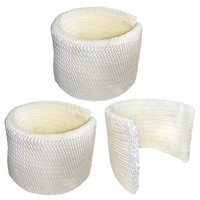 HQRP Filter 3-pack for Noma MAF-2 S33-RPS 1169 EMRMAF2 32-15508 15508 ESKMAF2 MAF2 CT0800 CT0800-0 CT08000 Humidifier + HQRP Coaster
