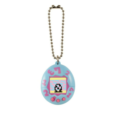 Tamagotchi - Light Blue with Pink