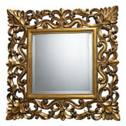 Sterling Barrets Beaufort Gold Mirror - 22W x 22H in.
