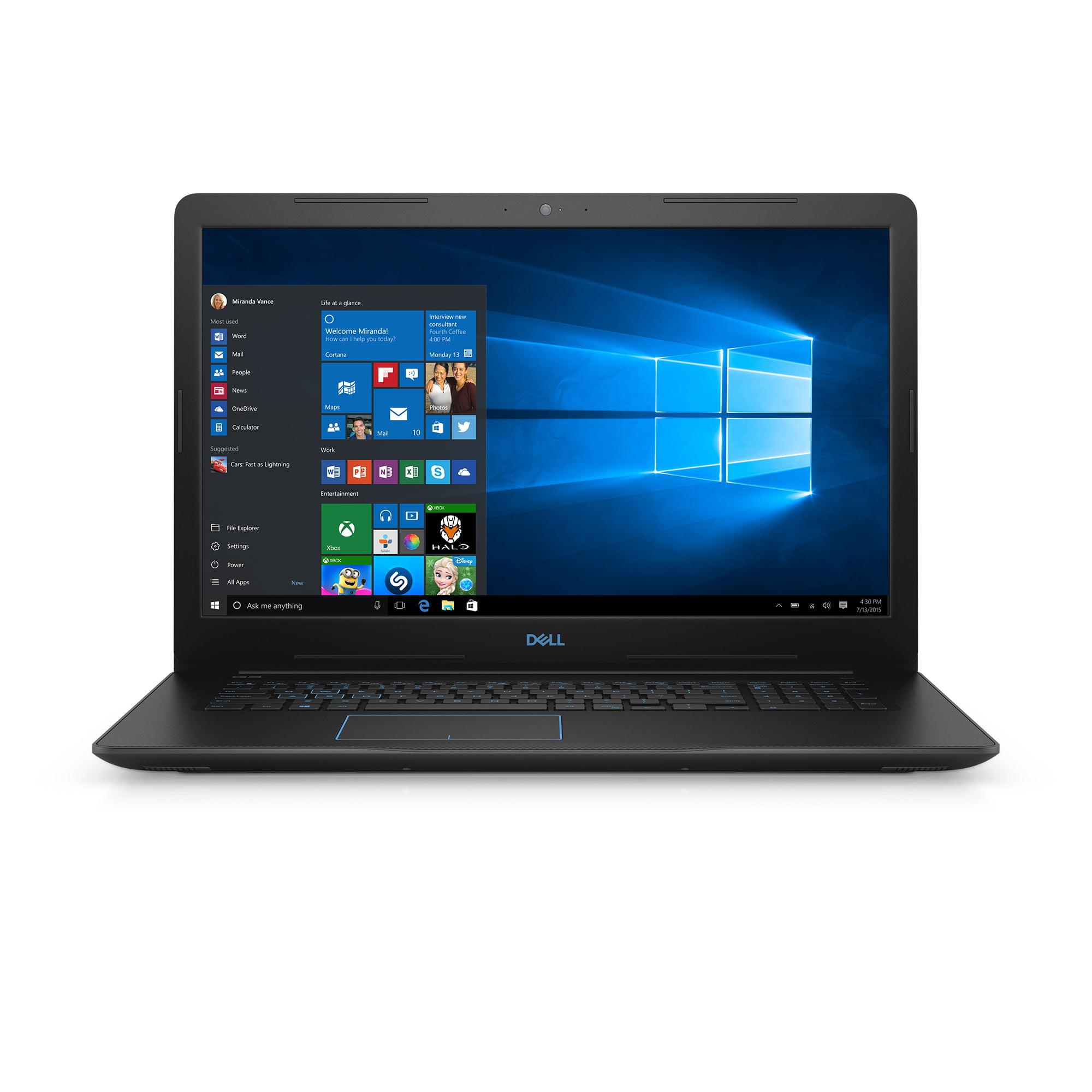 "Dell inspiron 15 5000 series 15. 6"" hd laptop, intel core i7-7500u."