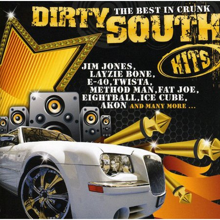 Dirty South Hits-The Best in Crunk / Various