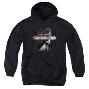 Warehouse 13 The Unknown Big Boys Pullover Hoodie