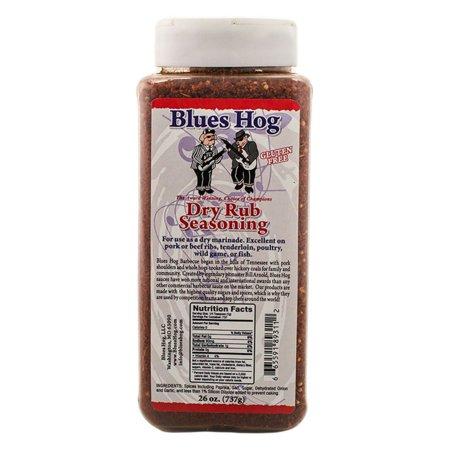 Blues Hog Dry Rub Seasoning - 26 oz. Case