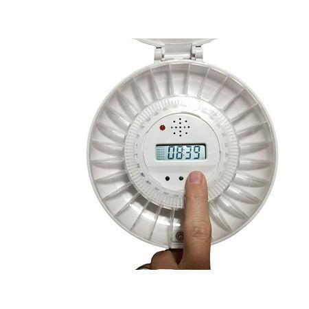 Automatic Pill Dispenser, Daily Medication Organizer Vitamin Organizer …