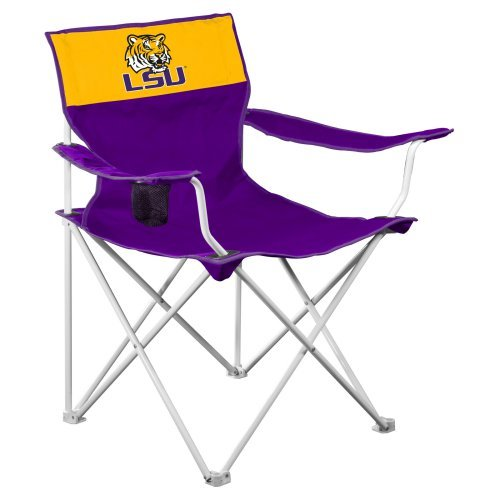 NCAA Collegiate Folding Small Canvas Chair