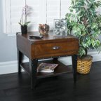 Better Homes And Gardens Preston Park Coffee Table Dark