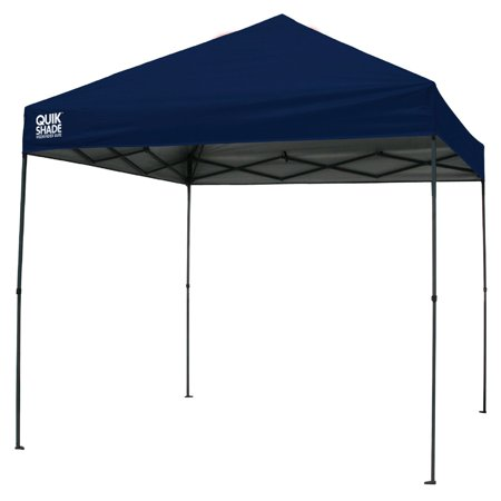 Quik Shade Weekender Elite 10'x10' Straight Leg Instant Canopy (100 sq. ft. (Quik Shade 10x10 Expedition 100 Straight Leg Canopy)