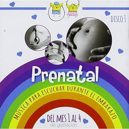 Vol. 1-Prenatal-Musica Para Escuchar Durante El