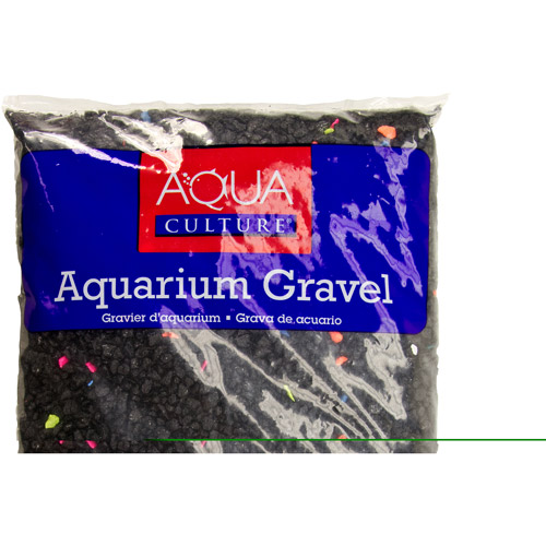 Aqua Culture Aquarium Gravel, Neon Starry Night, 5 lb by Generic