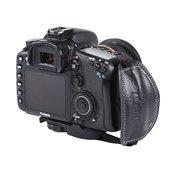 Micnova MQ-GS6 Genuine Leather Grip/Hand Strap for DSLR Cameras (Tripod Mount Attachment) {Style# 6}