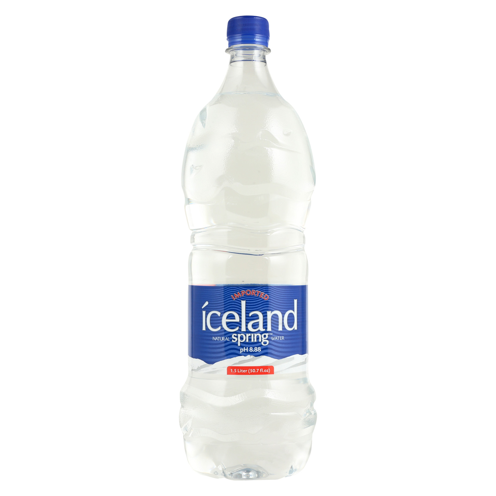 Iceland Springs Spring Water Case of 12 50.7 Fl oz. by