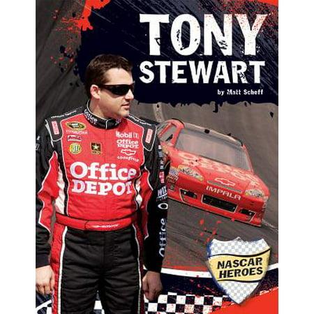 Tony Stewart (Tony Stewart Costume)