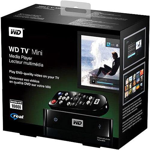 Wd Tv Mini Media Player Walmart Com