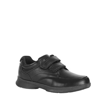 George Men's Velcro Strap Walking Shoe