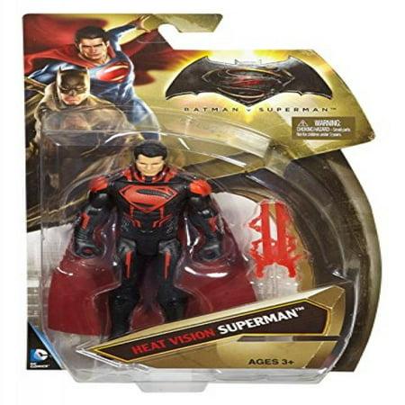 Batman v Superman: Dawn of Justice Heat Vision Superman 6