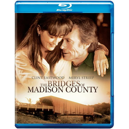 The Bridges Of Madison County  Blu Ray