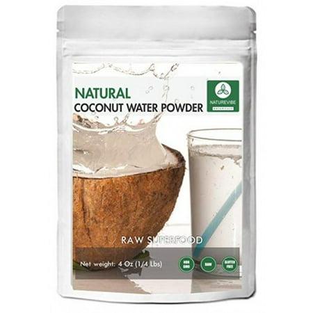 Naturevibe Botanicals Coconut Water Powder 4 oz