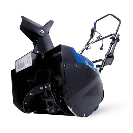 Snow Joe SJ623E Electric Single Stage Snow Thrower | 18-Inch | 15 Amp Motor | (Best Single Stage Snow Blower)