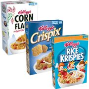 Kellogg's Recipe Cereal Bundle (Pick 2)
